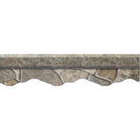 MOLDURA BORRIOL CALIZA 10x42,5