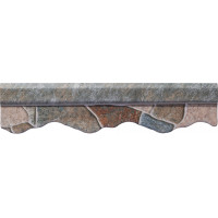 MOLDURA BORRIOL GRIS 10x42,5